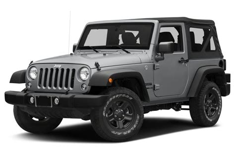 Jeep Wrangler Model Comparison Compare 2017 Jeep Wrangler Overview