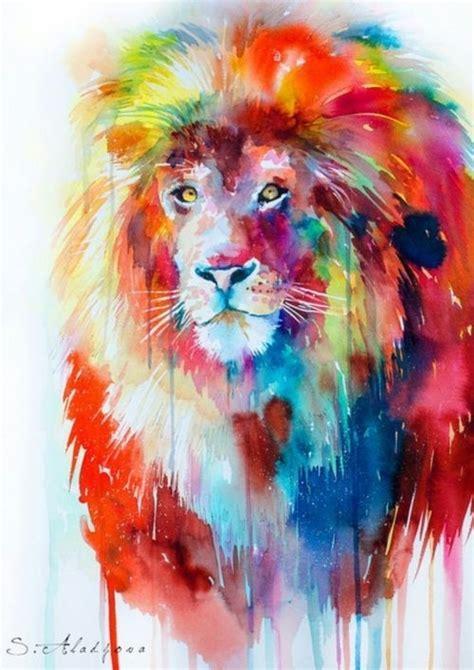 paint inspiration le 243 n acuarela 31 pinturas que puede copiar de tu propia
