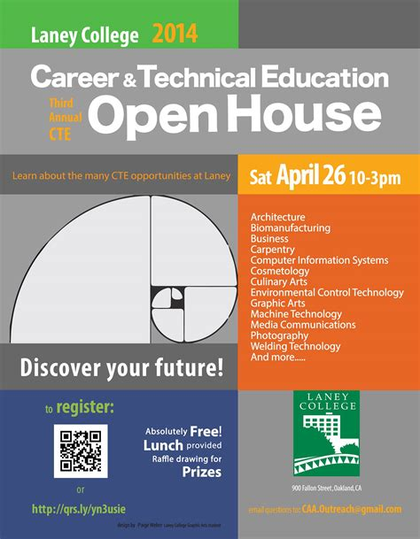 Tech Mba Open House by Career And Technical Education Open House At Laney College