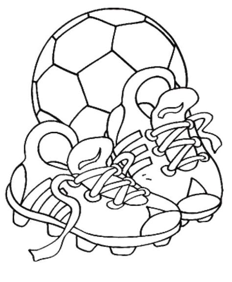 imagenes para pintar futbol zapatos de futbol para colorear colorear dibujos de