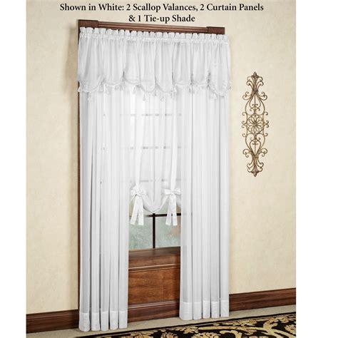 sheer window treatments lucky stripe sheer window treatments