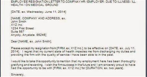 Resignation Letter Format On Ground Resignation Letter Format For Reasons