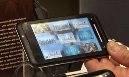 Hp Toshiba Tg01 高通自製概念ui 在toshiba tg01展現snapdragon實力