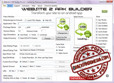 web to apk website 2 apk builder pro v2 2 cracked crackit indonesia