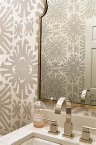 Best Wallpaper For Powder Room Pics Photos Powder Room Wallpaper For Powder Room Powder