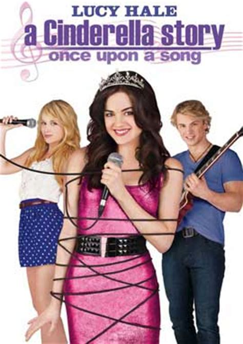 Cinderella Story Upon Song 2011 A Cinderella Story Once Upon A Song Movie Posters From Movie Poster Shop