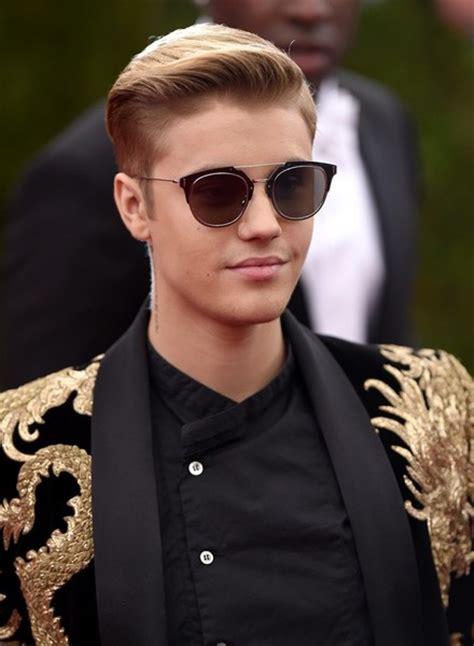 Justin Bieber Photos Photos   Met Gala 2015   Arrivals
