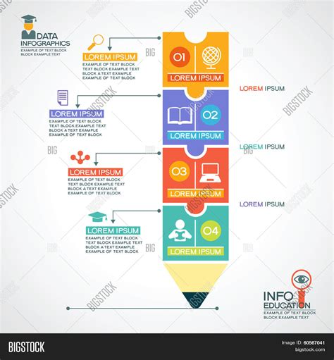 Creative Infographics Vector Photo Free Trial Bigstock Creative Graphic Design Layout Templates