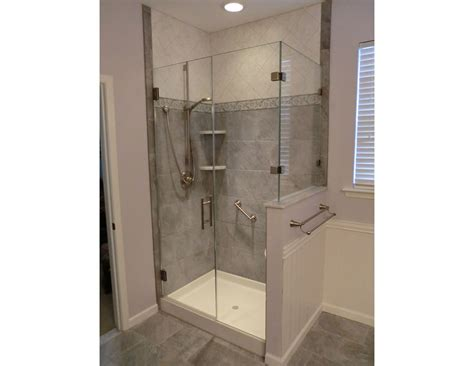 Kinetic Shower Door Kinetic Shower Door Fleurco Kinetik Series Daiek Door Systems Shower Enclosures Sliding