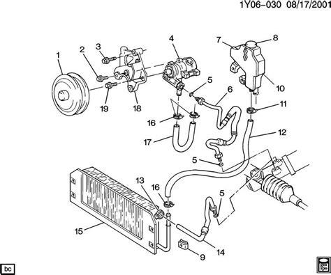 chevy power steering diagram corvette power steering diagram 36 wiring diagram