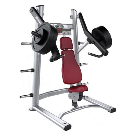Incline Machine by Fitness Signature Series Plate Loaded Incline Chest