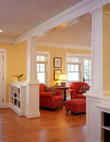 bungalow transformations traditional living room