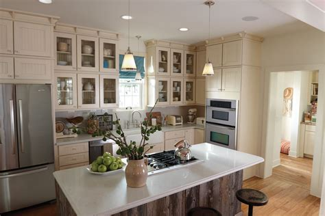 How To Redo Your Kitchen Cabinets by Cream Kitchen Cabinet For Classy And Country House Traba
