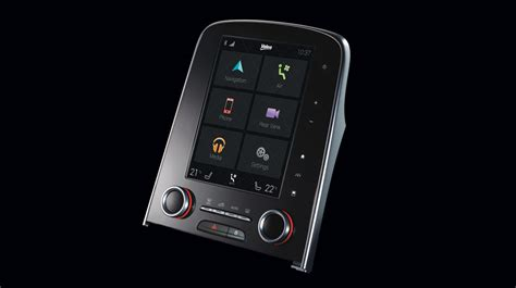 valeo comfort and driving assistance slideshow smart faceplate