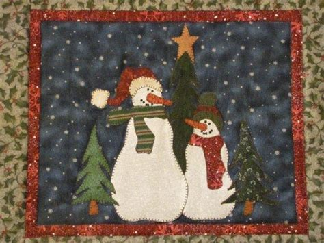 snowman table runner and placemats you to see snowman buddies table runner placemats