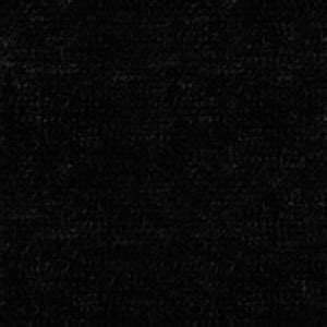Black Chenille Upholstery Fabric by Royal 9009 Black Chenille Solid Upholstery Fabric 31290