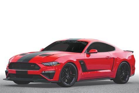 Ford Mustang Roush Stage 3 by 2019 Roush Stage 3 Mustang Adds Loads Of Power 95 Octane