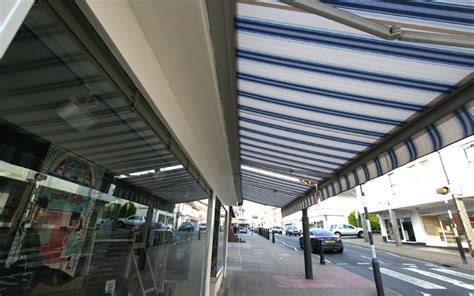 Awnings For Shops by Awnings We Supply Domestic Commercial Retractable Patio