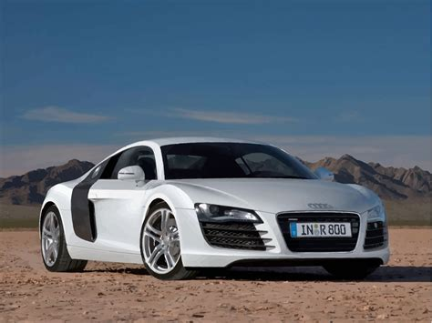 Audi R8 White by White Audi R8 Vector Graphics Freevector