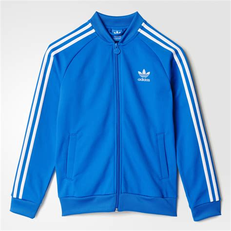 Jaket Adidas adidas superstar jacket blue adidas us