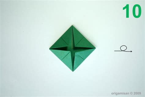 San Boat Origami - origamisan diagrams steam boat