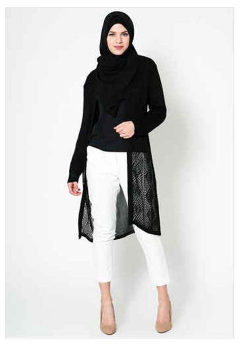 Baju Muslim Wanita Karir contoh foto baju muslim modern terbaru 2016 style fashion busana muslim modern untuk wanita