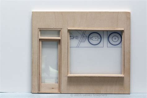 dolls house window diy dollhouse parts including working windows and doors