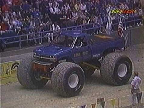 monster truck racing youtube ushra baltimore arena 1989 monster truck racing youtube