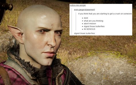 Dragon Age Meme - morrigan cole dragon age hawke sera long post varric