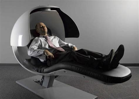 Office Chairs You Can Sleep In Sleeping Pod For Power Naps