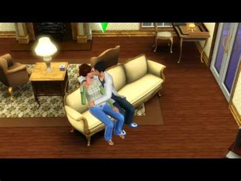 making out on the couch the sims 3 making out on the couch youtube