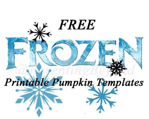 free disney templates best 25 frozen pumpkin carving ideas on