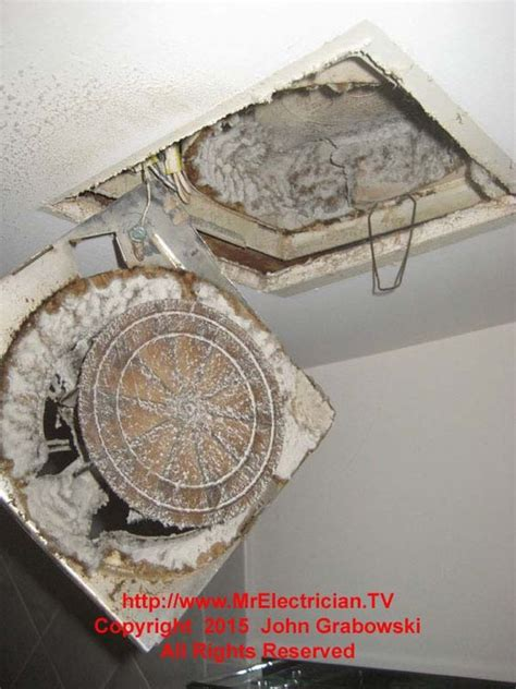 Bathroom Vent Fan Dust This Bathroom Exhaust Fan Has Probably Never Been Cleaned