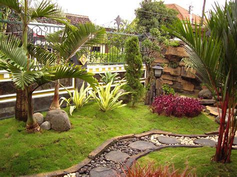 the house garden