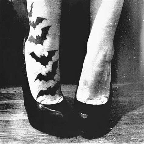 batman tattoo on foot 15 spooky tattoo designs for the season pretty designs