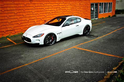 Pur Wheels 1ne Twin Maserati Granturismo S Secret
