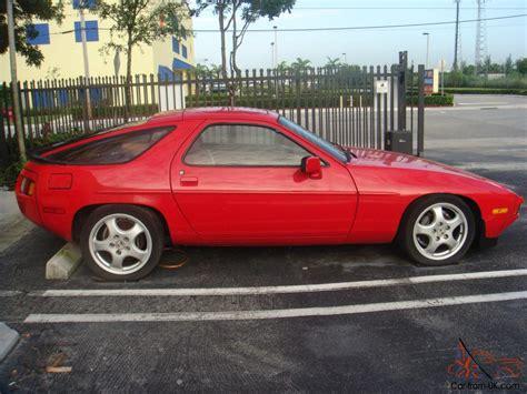1982 porsche 928 s coupe 2 door 4 5l