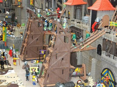 Lego Knights War playmobil wars part 2 playmobil ritter kf