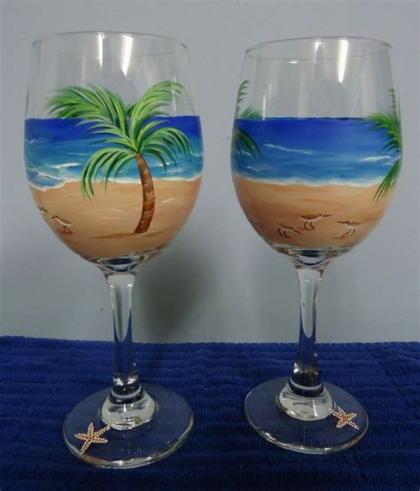 wine glass painting pinterest the world s catalog of ideas