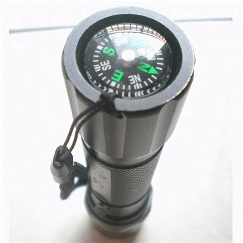 senter flashlight cree adjustable focus zoom sinar bisa