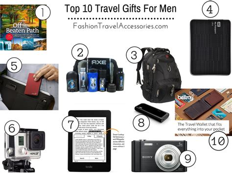 best gifts for men top 10 travel gifts for men reviews fashion travel