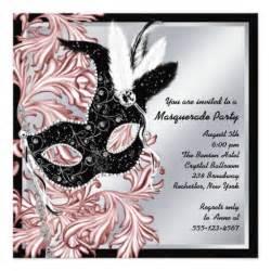7 000 masquerade invitations masquerade announcements invites zazzle
