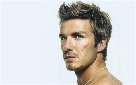 wallpaper david beckham football player men face