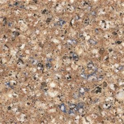 Silestone Countertops Home Depot by Silestone 2 In Quartz Countertop Sle In Blue Ss