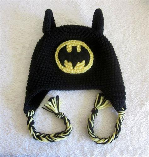 batman knit hat the world s catalog of ideas