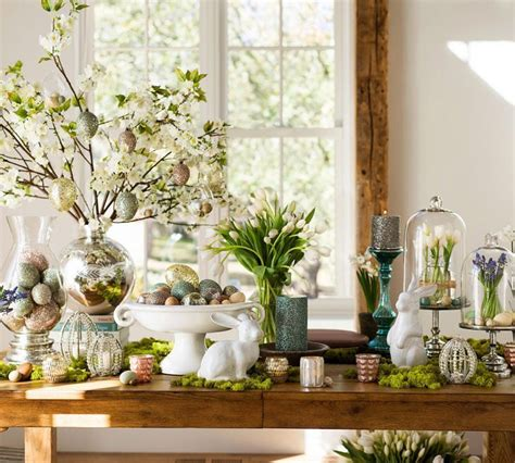 easter home decor pottery barn easter