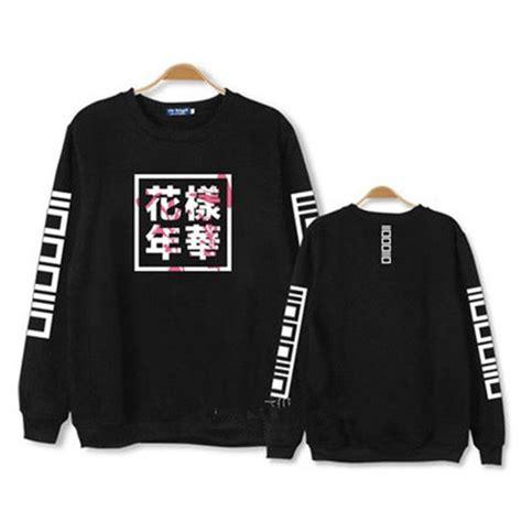 bts official merch allkpoper bts in bloom sweater bangtan boys hoodie suga