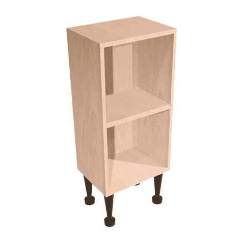 vio bathroom furniture vio open shelf base unit 200 x 270 x 835mm soft white