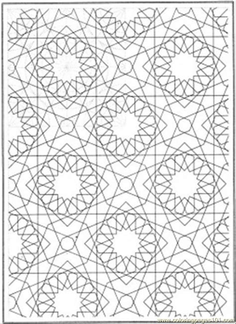 Coloring Pages Connect The Circles Other Gt Pattern Free Pattern Coloring Pages
