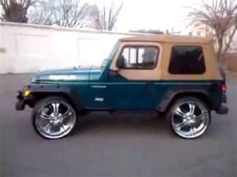 Jeep Wrangler On 24s Jeep Wrangler On 24 Quot